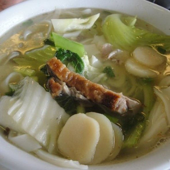 Cytrynowa zupa chop suey
