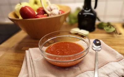 Pomidorowy sos kaukaski